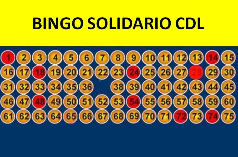 El Bingo Solidario se encuentra suspendido hasta nuevo aviso