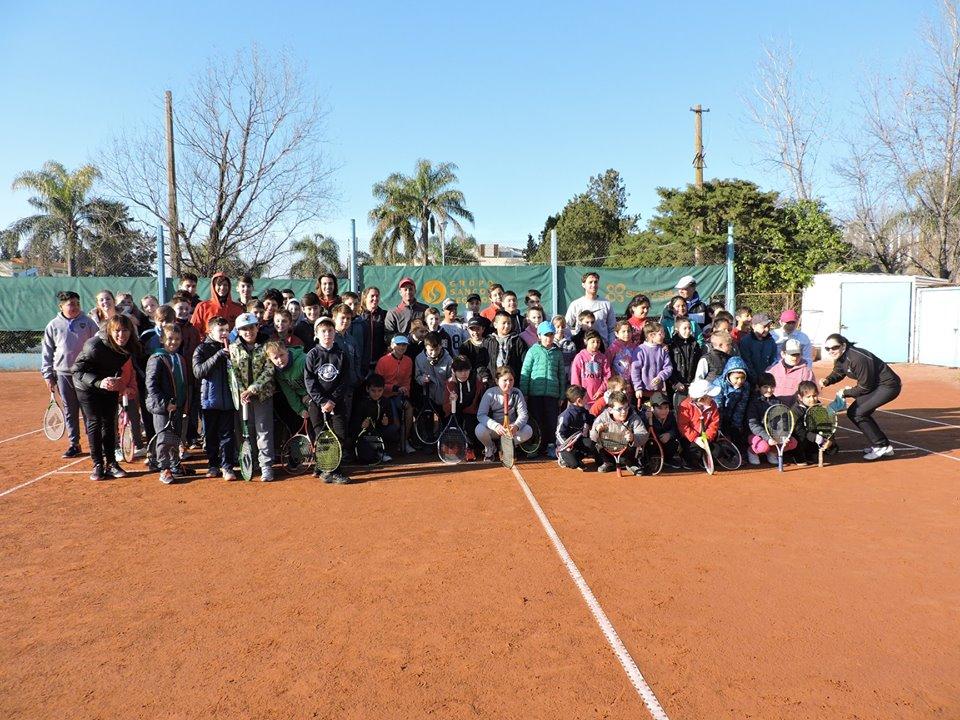 Sumate al Tenis de Libertad