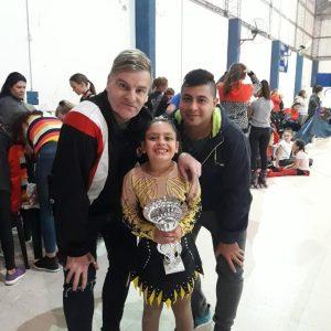El Patin Competitivo comenzó la temporada oficial 2019