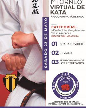 El Karate aurinegro organiza un Torneo Virtual